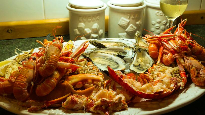 Isle of Mull Seafood