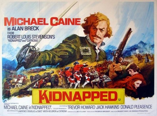 kidnapped 1971 filmed on mull