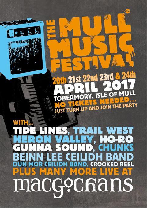 Mull Music Festival