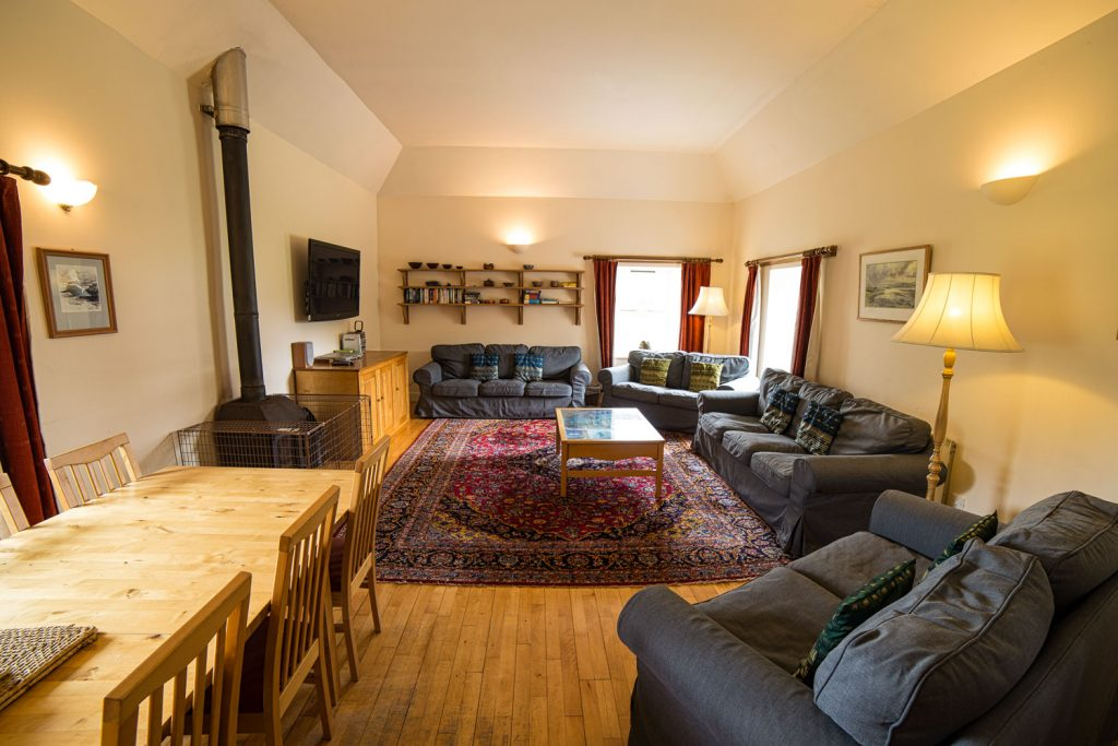 Self Catering Accommodation on the isle of Mull